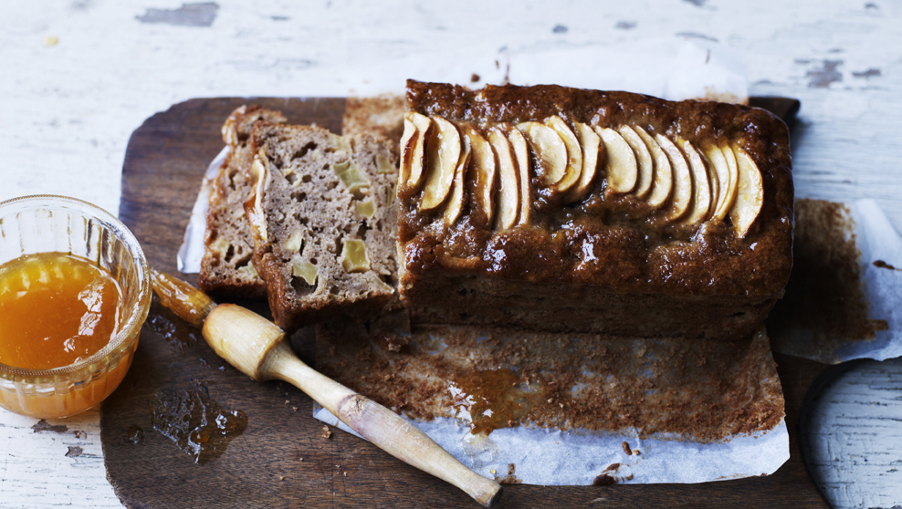Mary Berry S Apple And Cinnamon Loaf Cake Recipe Bbc Food