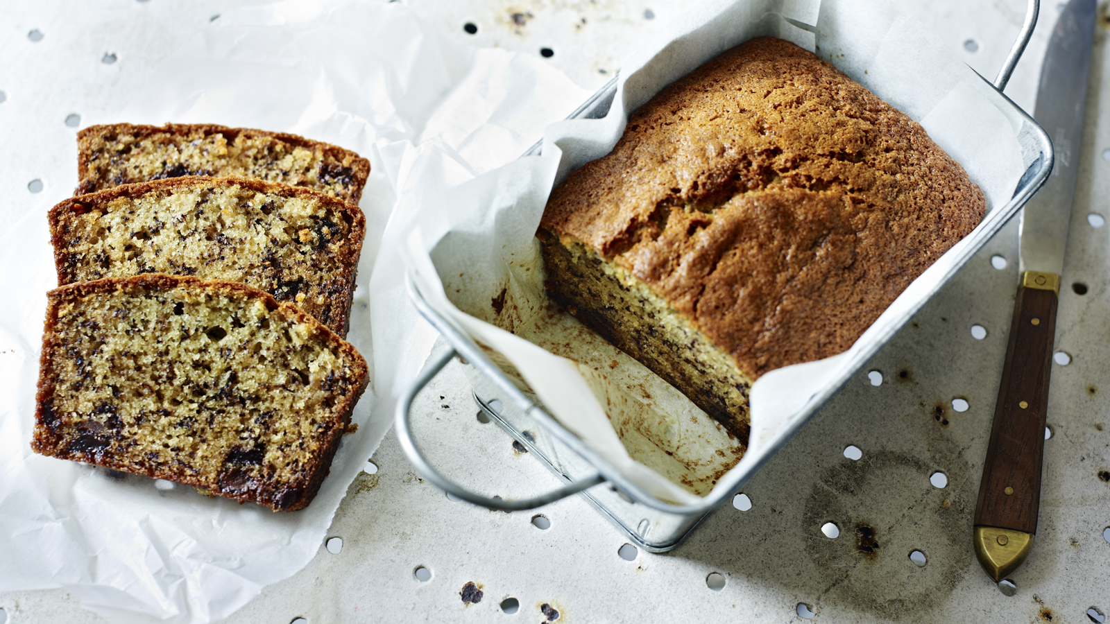 Mary Berry S Banana Bread Loaf Cake Recipe Bbc Food