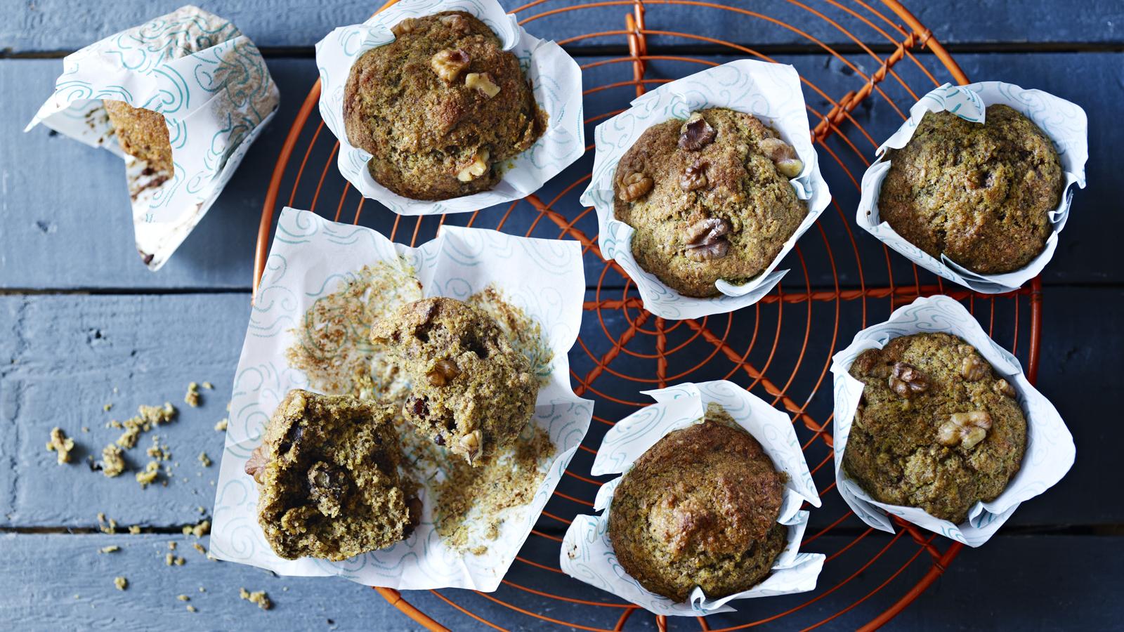 Banana bran muffins recipe bbc food forumfinder Image collections
