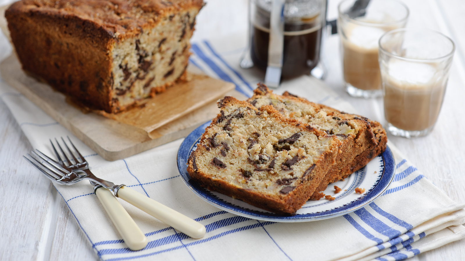 Black banana cake recipe bbc food forumfinder