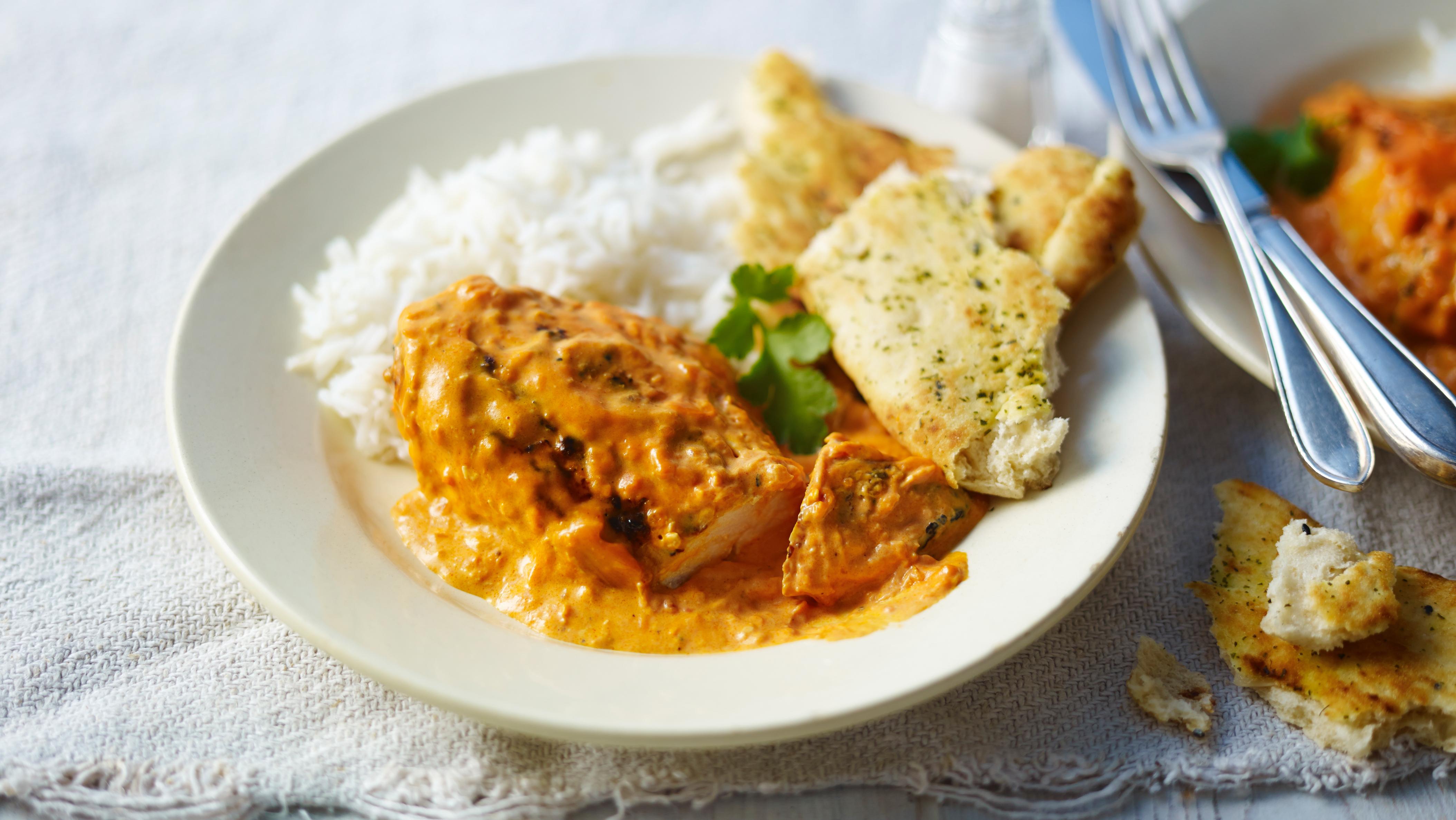 Butter chicken recipe bbc food forumfinder Gallery