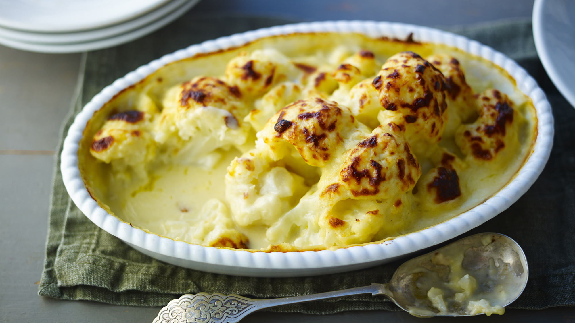 Cauliflower cheese recipe bbc food forumfinder Image collections