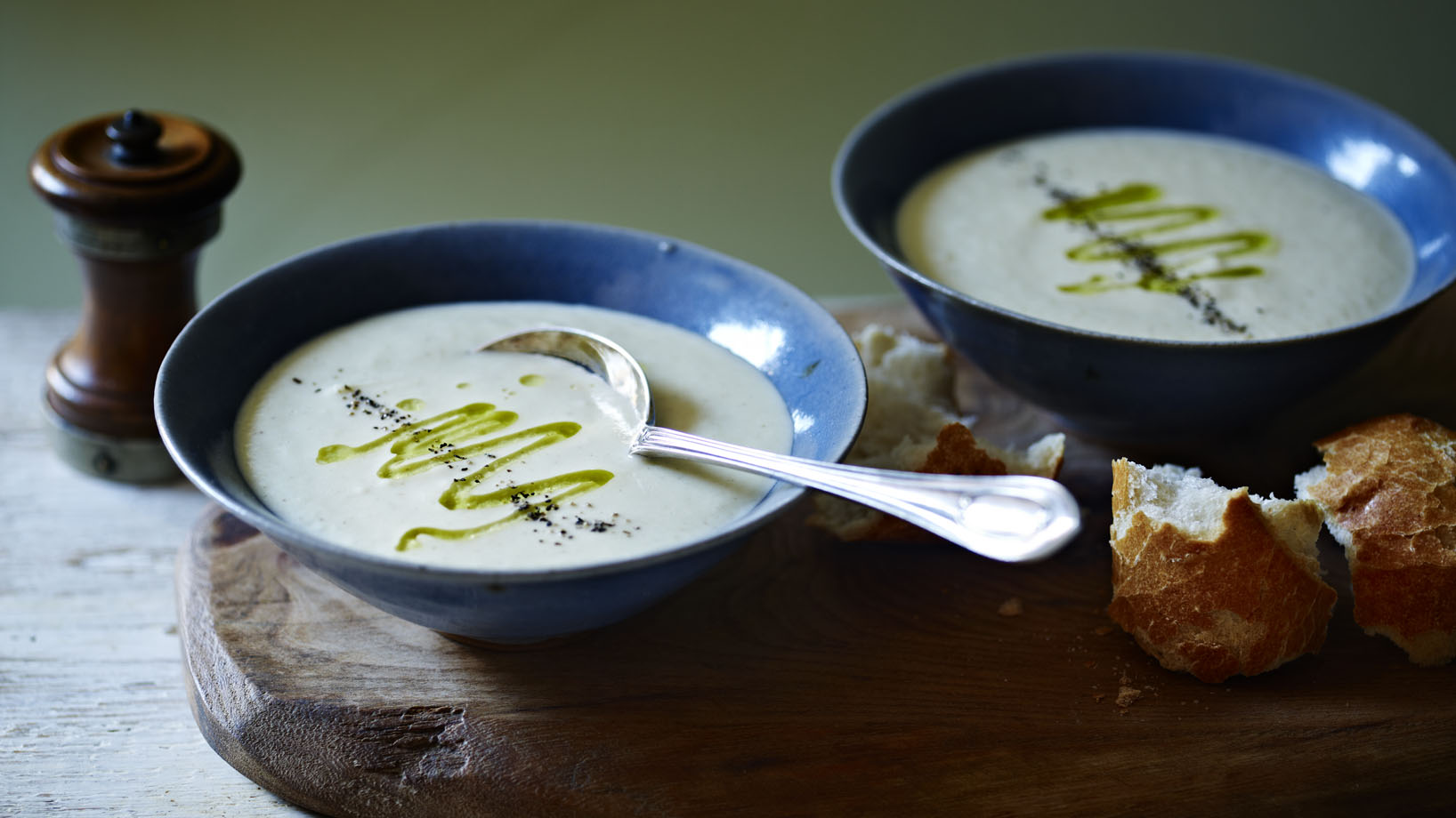 Cauliflower Soup Recipe Bbc Food