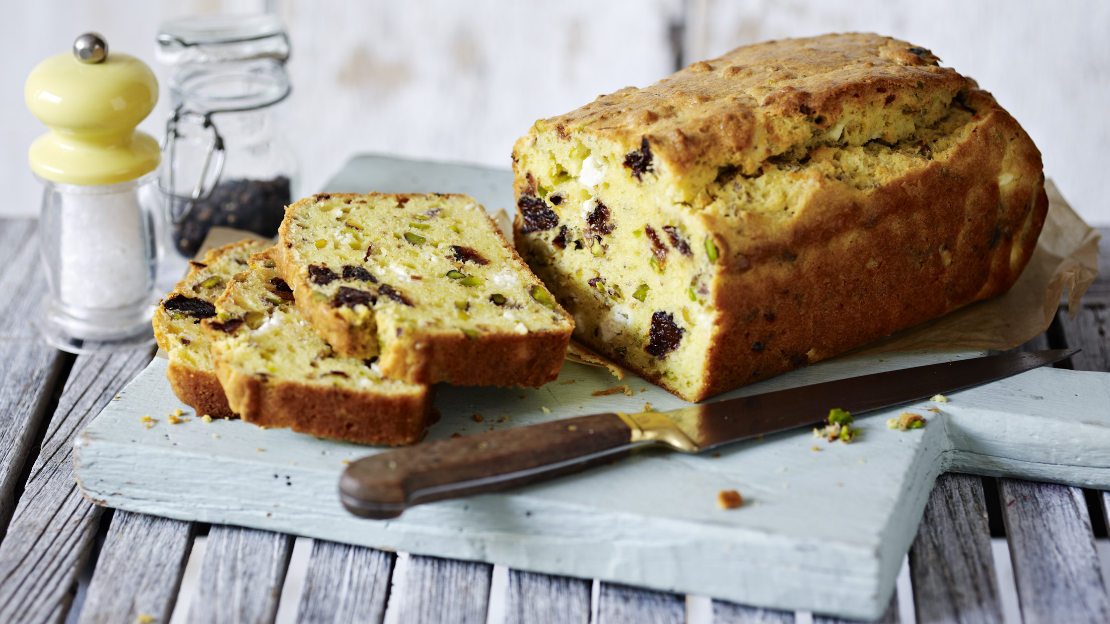 Cheese pistachio and prune cake recipe bbc food forumfinder Images