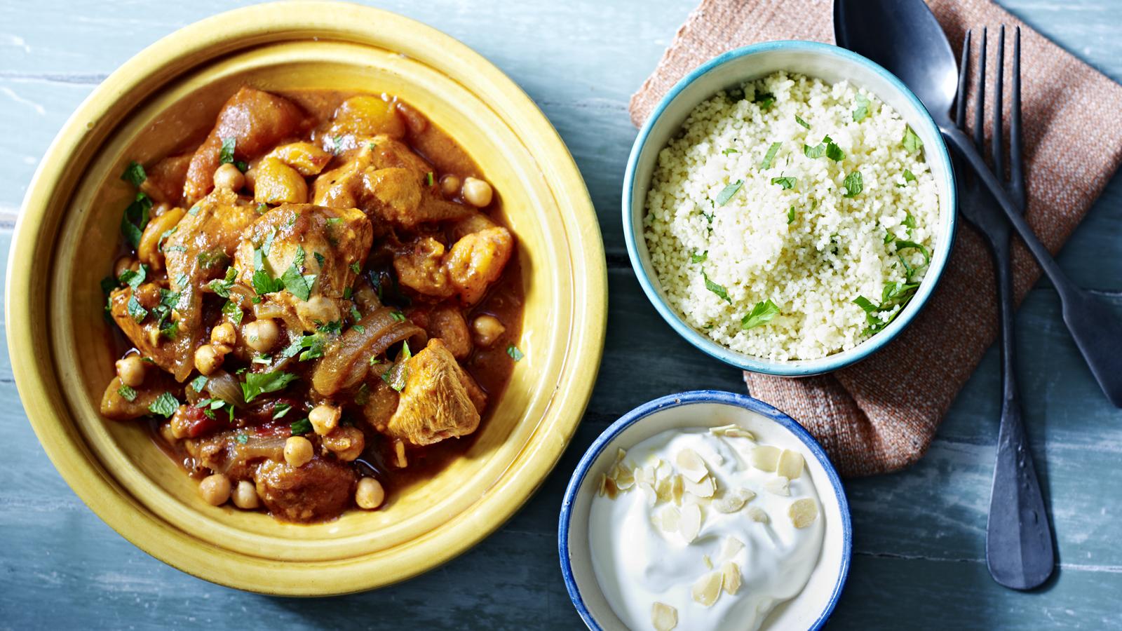 Easy chicken tagine recipe bbc food forumfinder Choice Image