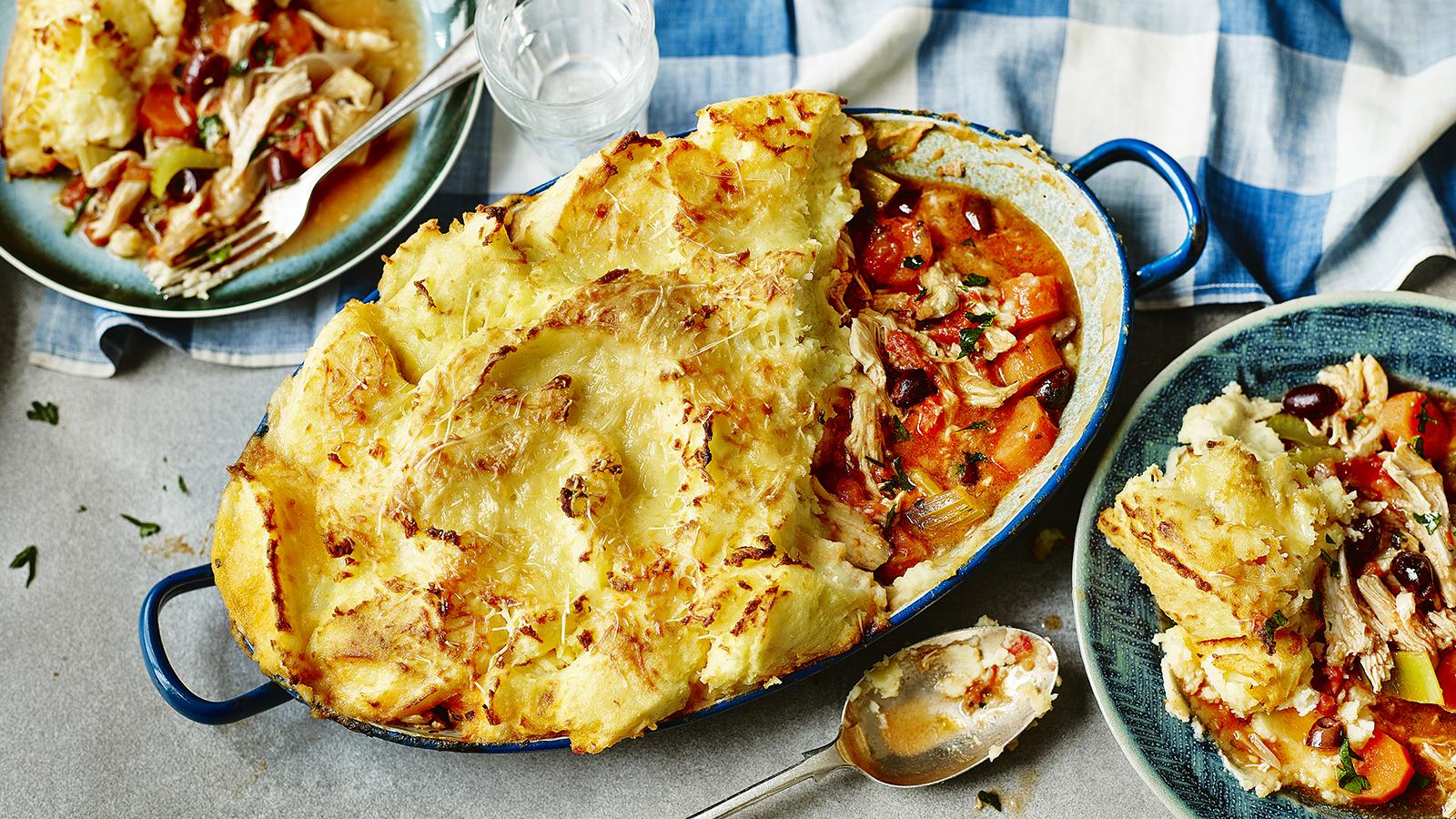 Chicken parmentier recipe bbc food forumfinder Gallery