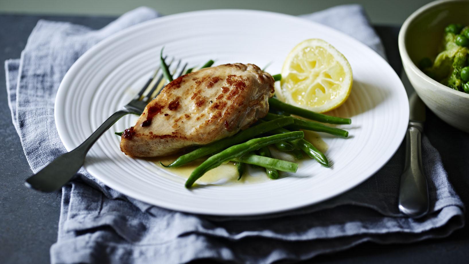 Lemon chicken recipe bbc food forumfinder Images
