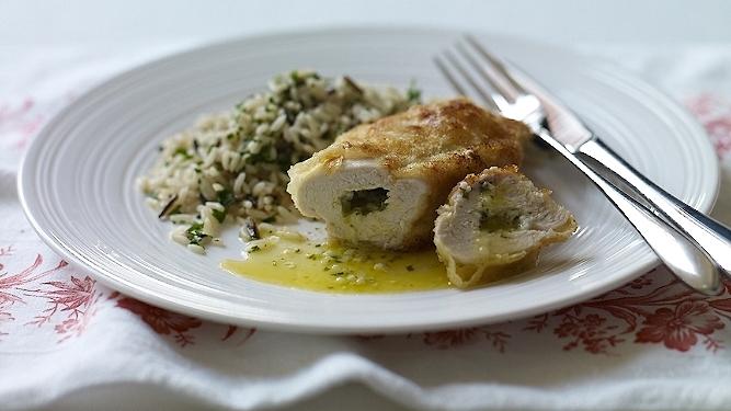 Chicken kiev recipe bbc food forumfinder Image collections
