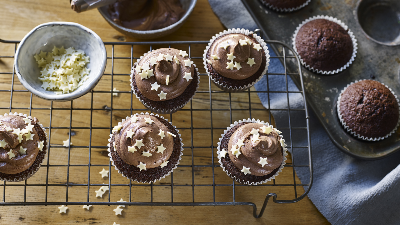 Chocolate cupcake recipe 8