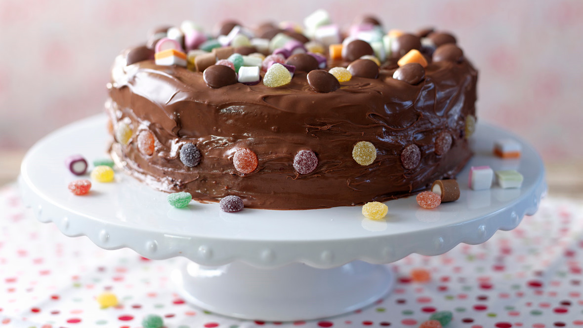 Chocolate cake recipe bbc food forumfinder Gallery