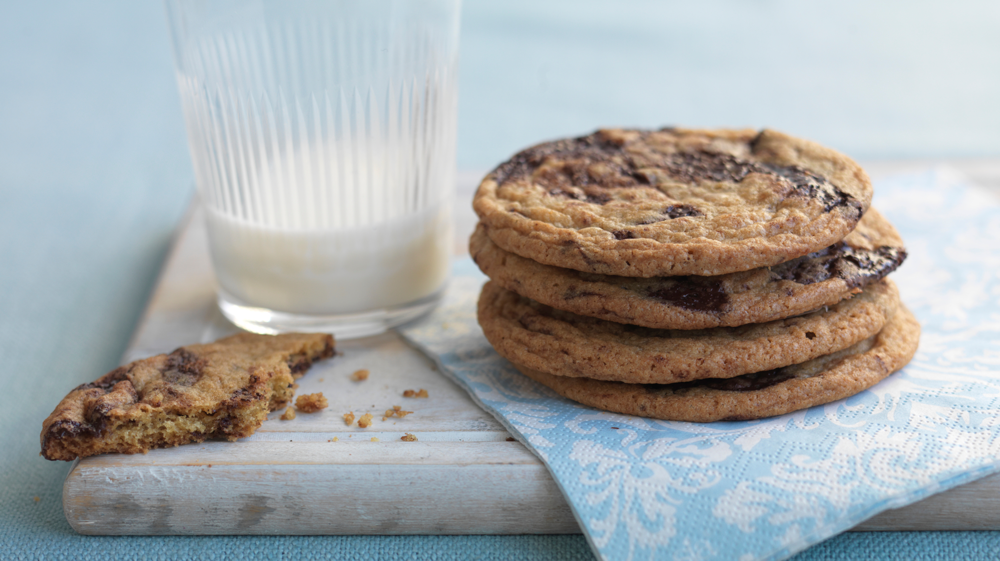 Chocolate Chip Cookies Recipe Bbc Food