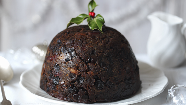Christmas pudding recipe bbc food forumfinder Image collections