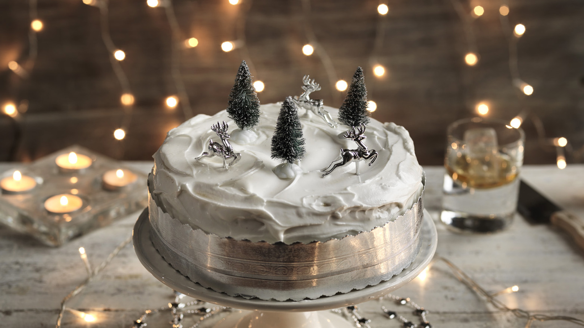 Christmas cake recipe bbc food forumfinder Image collections
