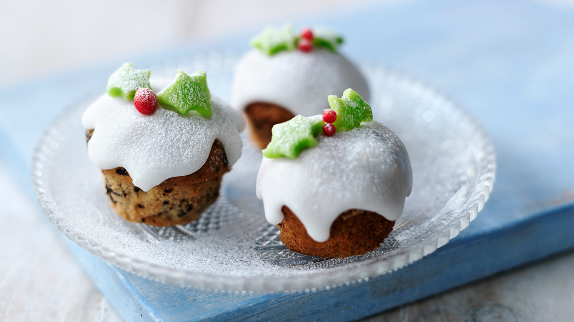 Christmas mini muffins recipe bbc food forumfinder Image collections