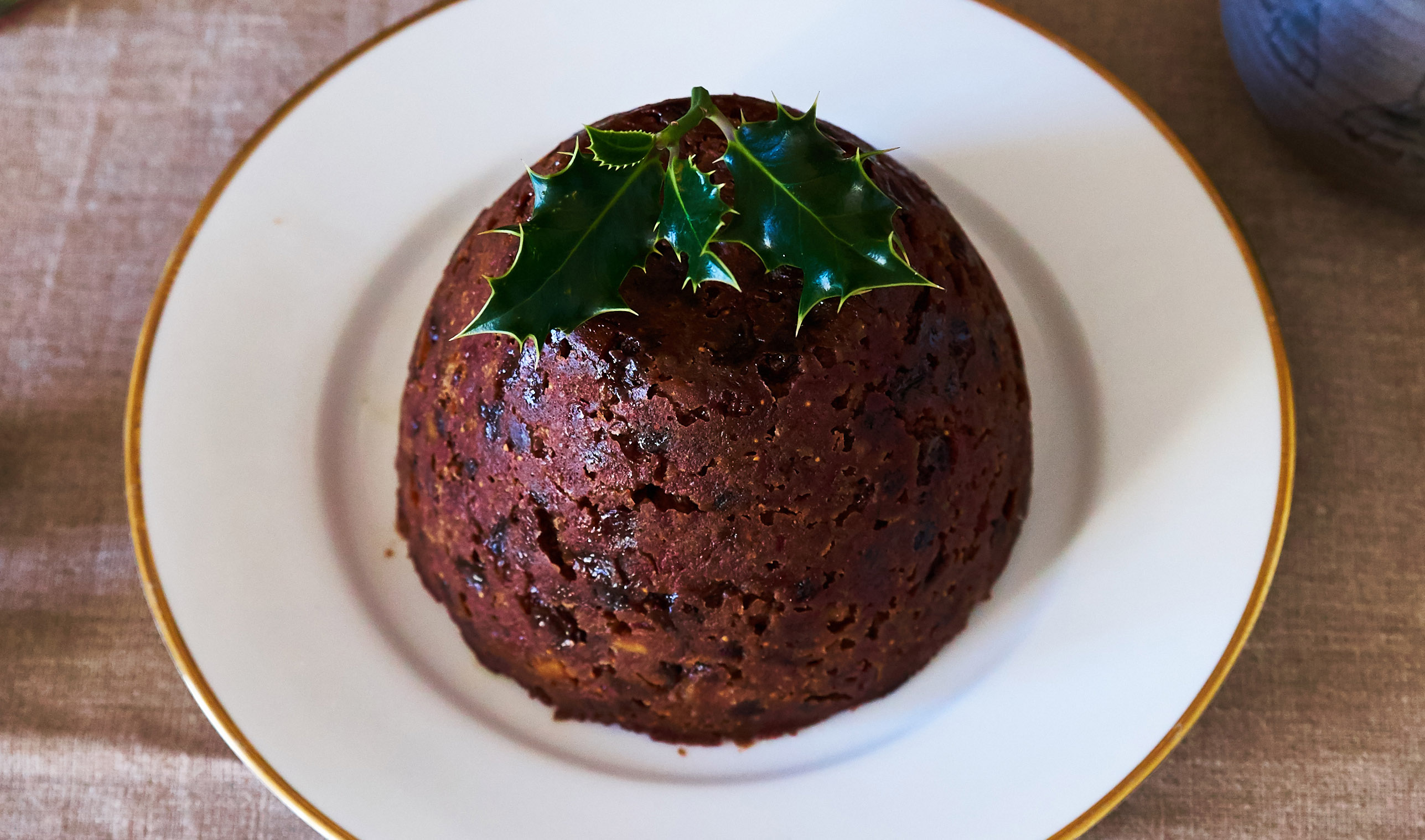 Perfect christmas pudding recipe bbc food forumfinder Image collections
