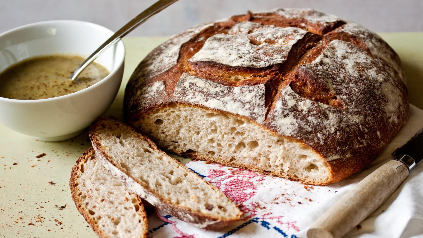 classic sourdough recipe bbc food