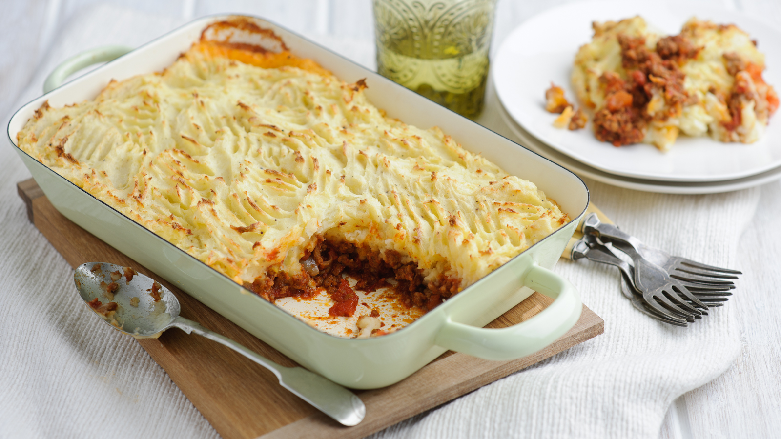 cottage pie recipe bbc food