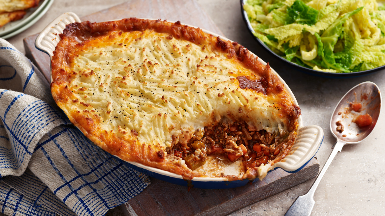 The Hairy Bikers Cottage Pie Recipe Bbc Food