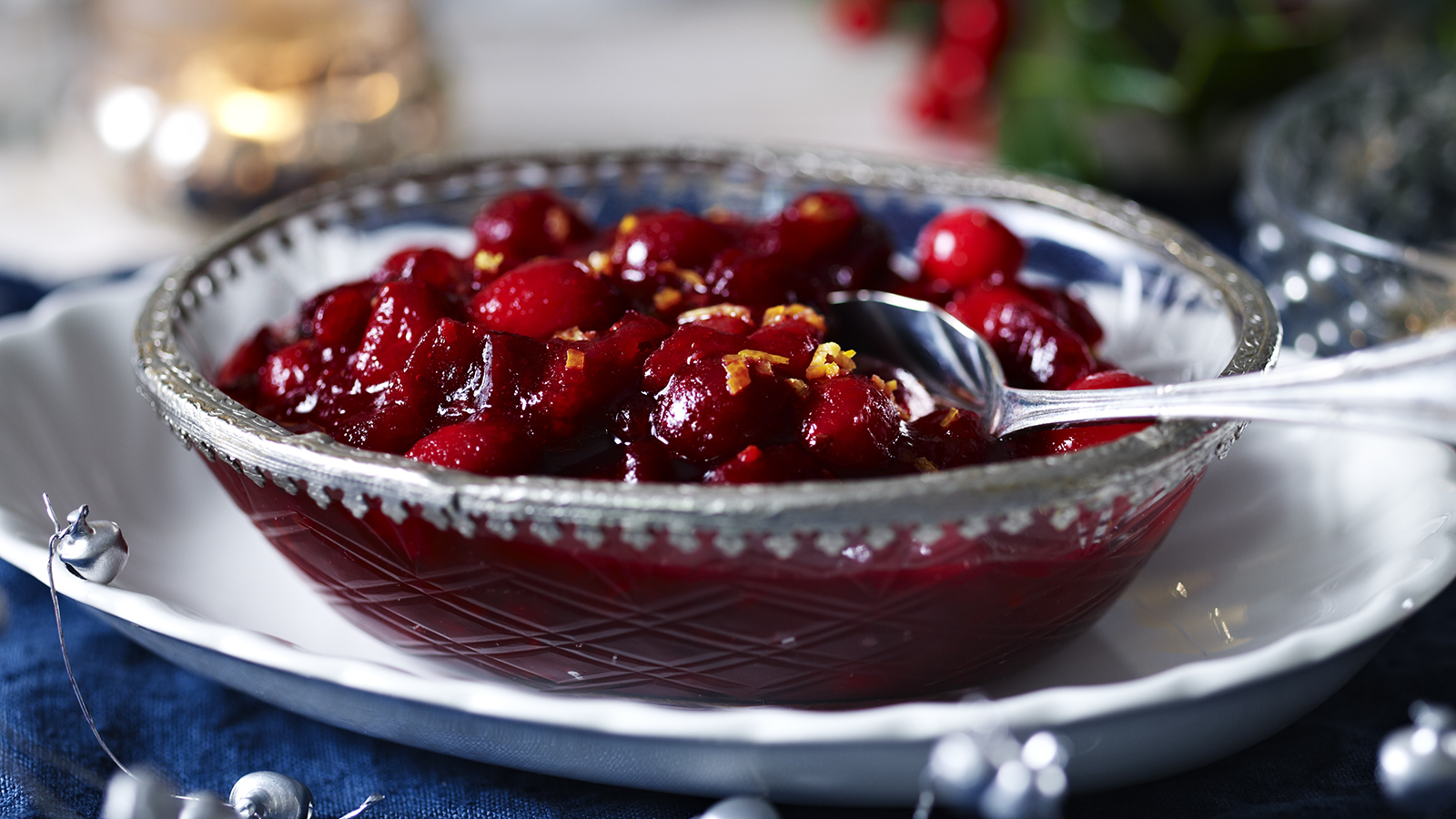 Cranberry Sauce Recipe Bbc Food
