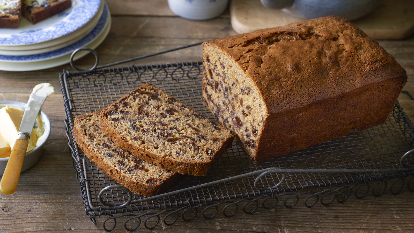 Earl Grey Tea Bread Recipe Bbc Food