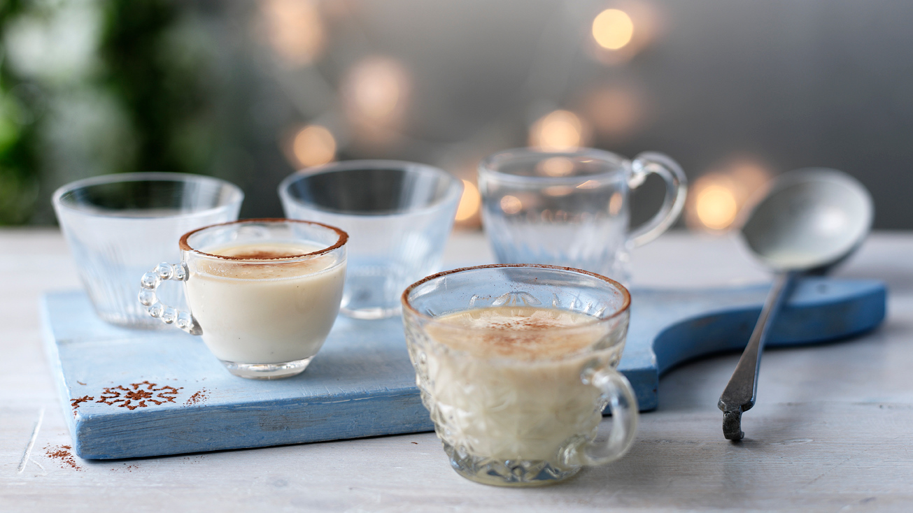 Egg nog with cherries recipe bbc food forumfinder Gallery
