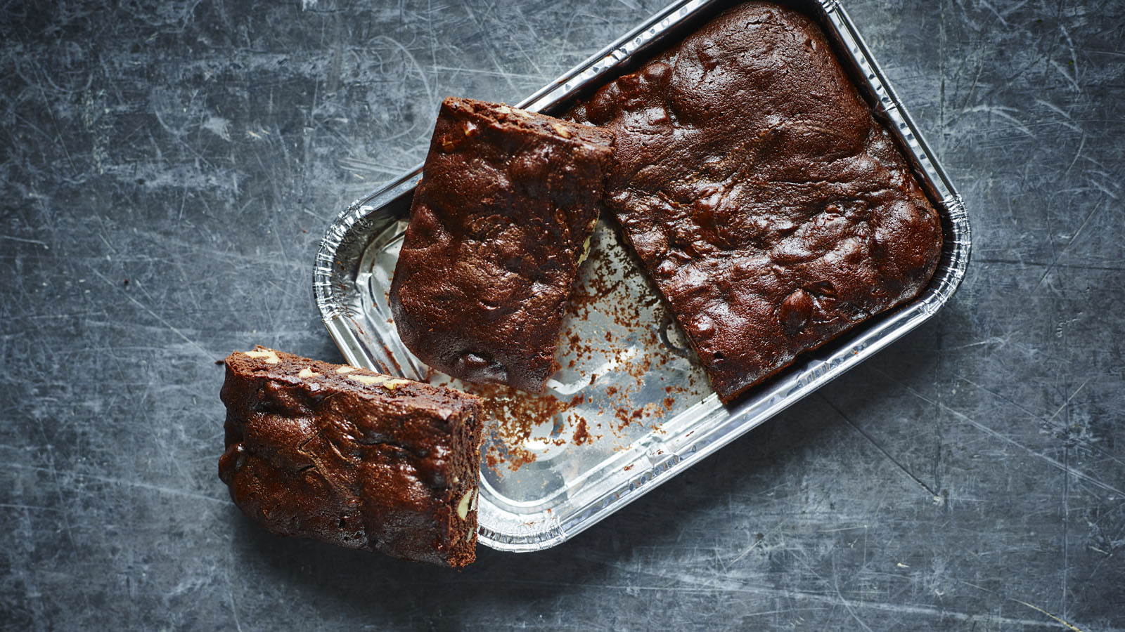 Walnut Brownie Recipe Nigella Lawson
