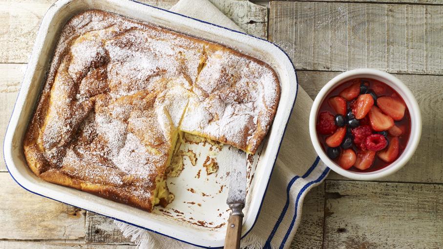 Finnish Pancakes Recipe Bbc Food