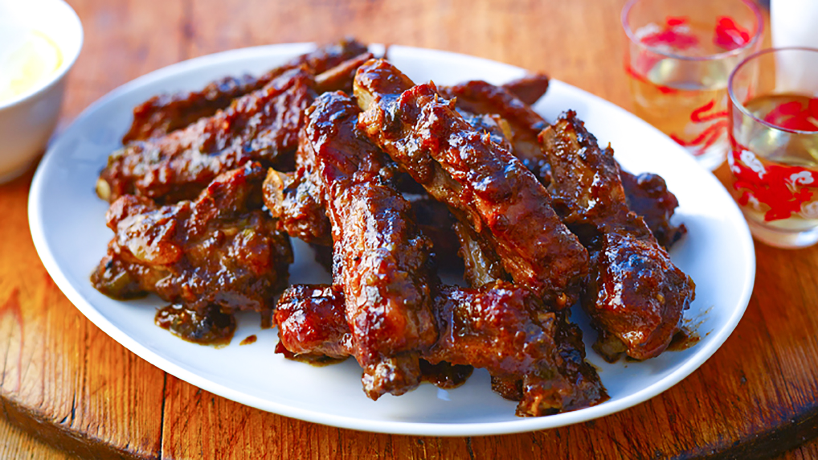 Chinese Five Spice Spare Ribs Recipe Bbc Food