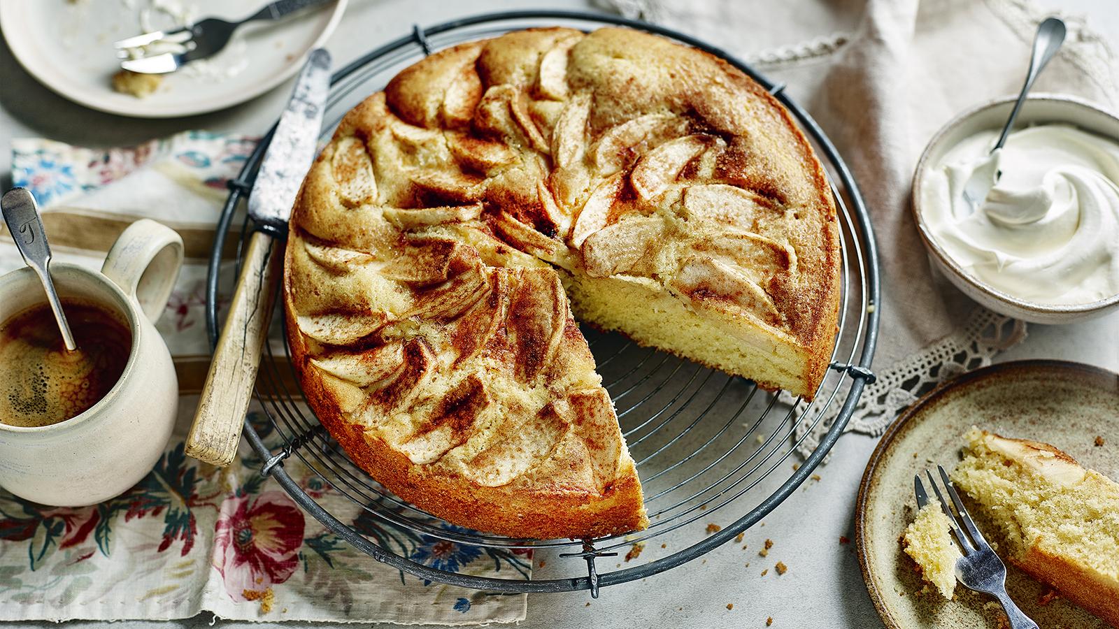 Apple Cake Recipe Bbc Food