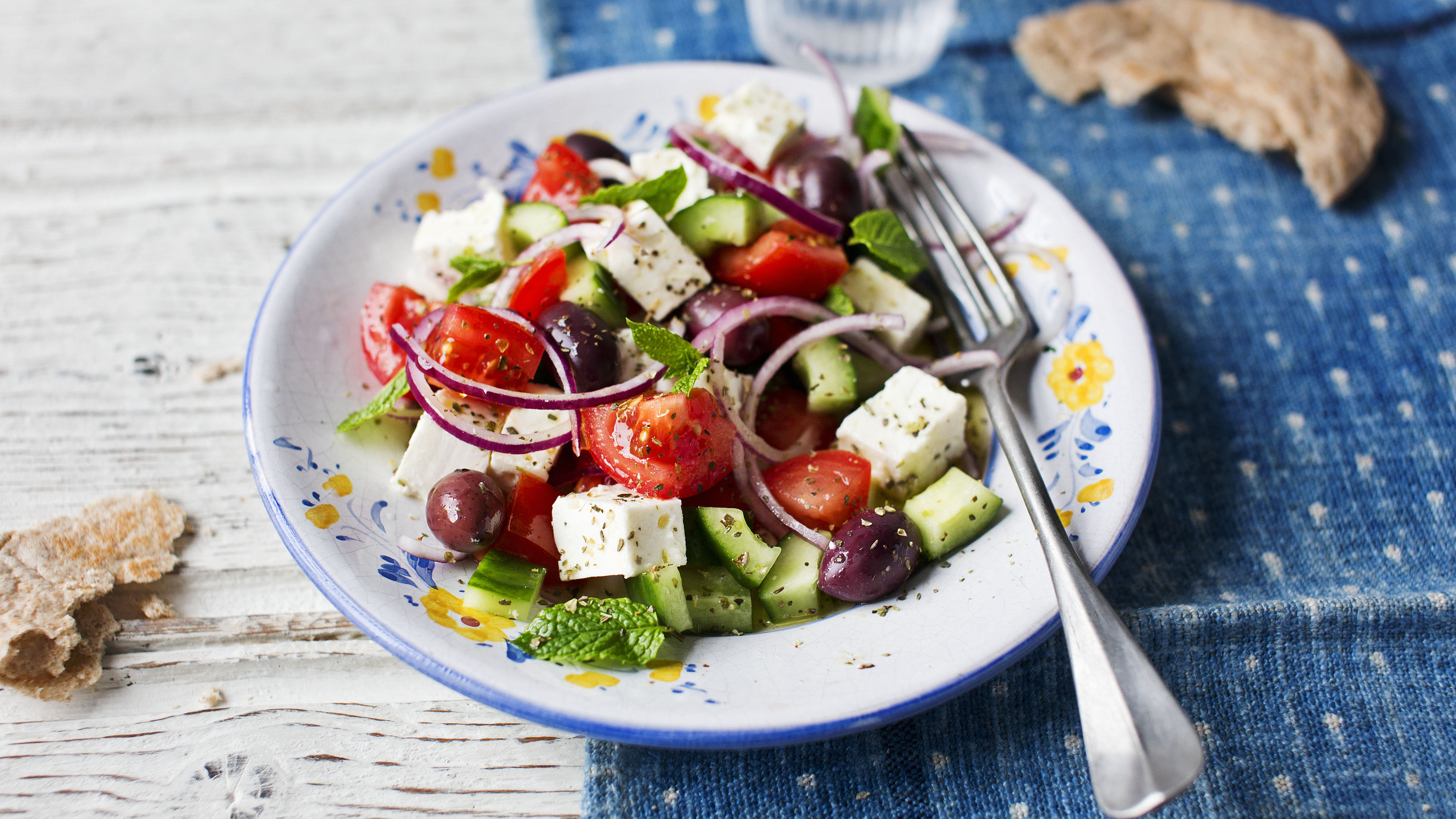 salad recipe Greek