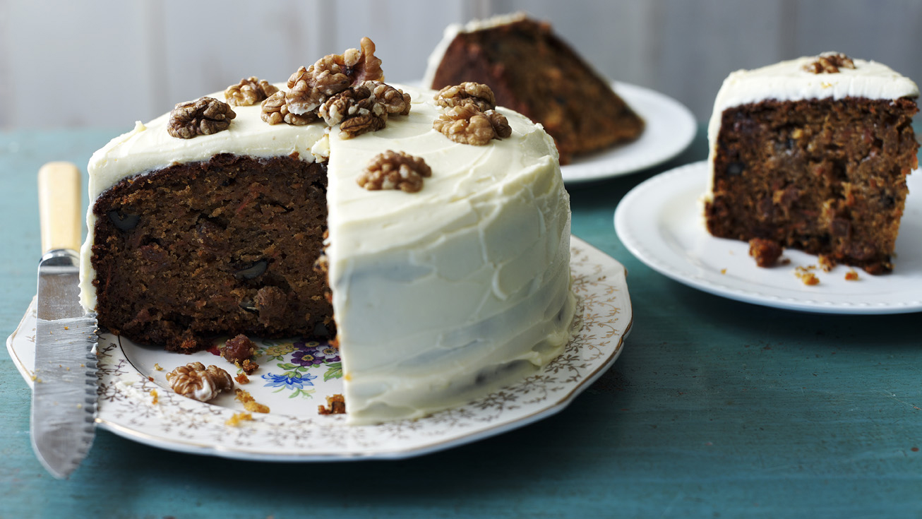 James martin carrot cake recipe cake recipe how to make carrot cake recipe bbc food forumfinder Choice Image