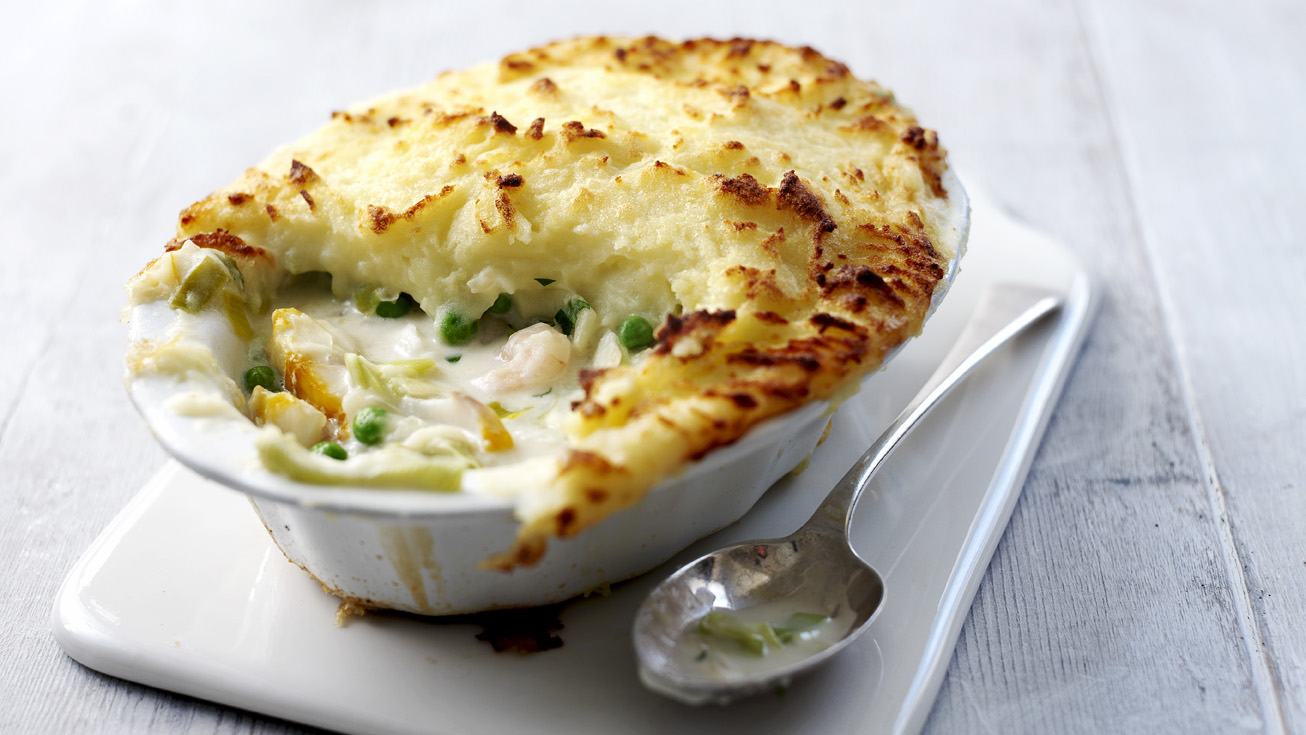 Image result for Fish pie