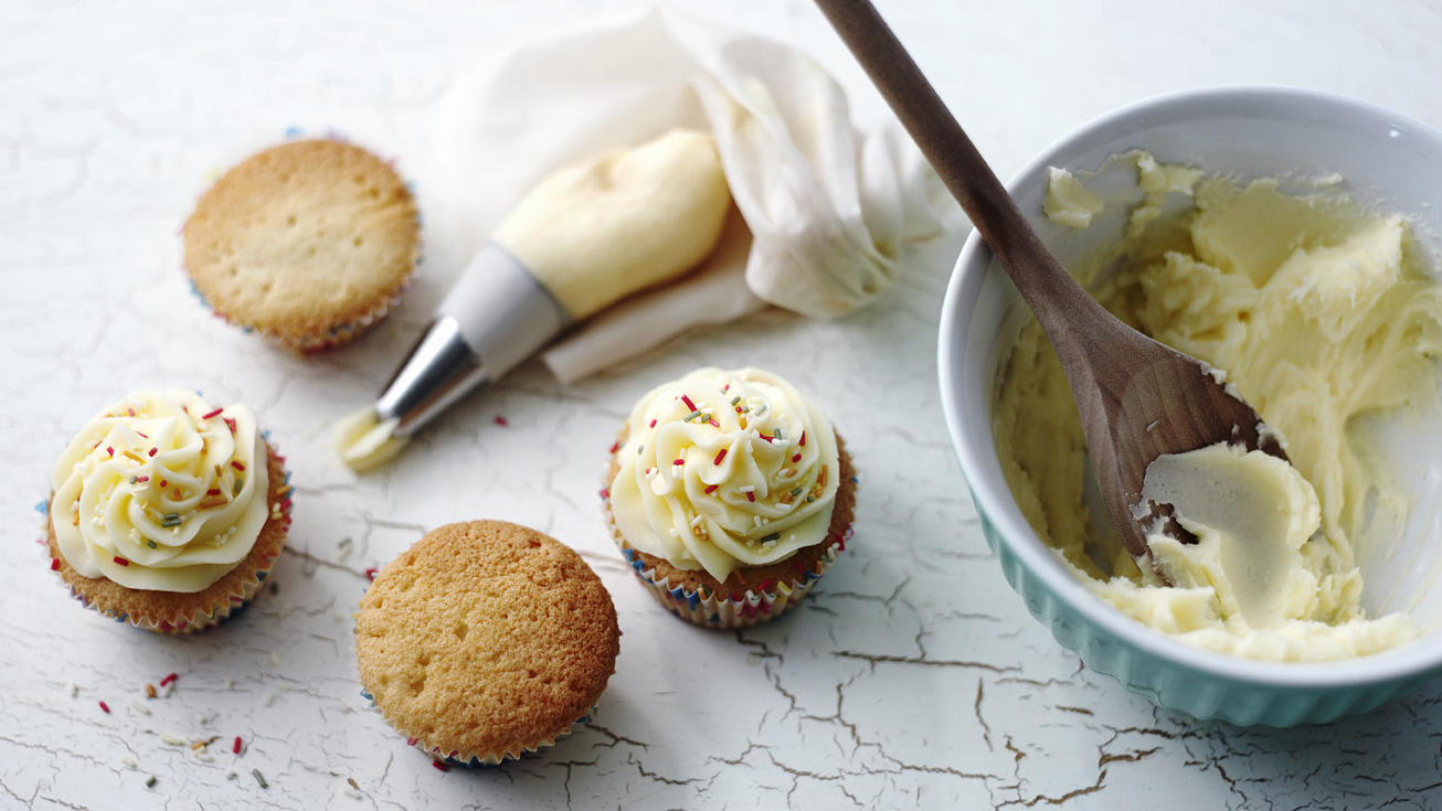 How To Make Icing Recipe Bbc Food