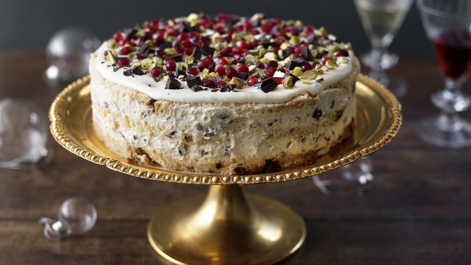 Italian Christmas Pudding Cake Recipe Bbc Food