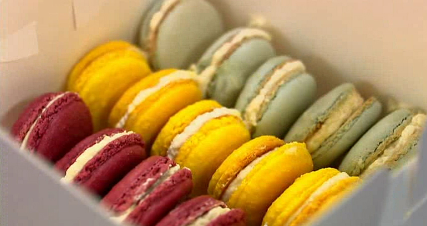Macaroons Recipe Bbc Food