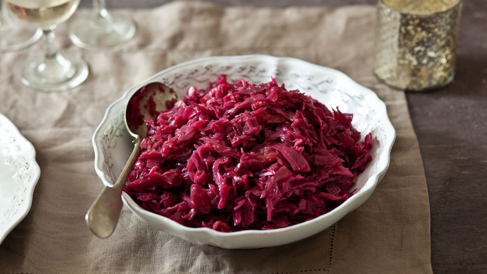 Red Cabbage Recipe Bbc Food