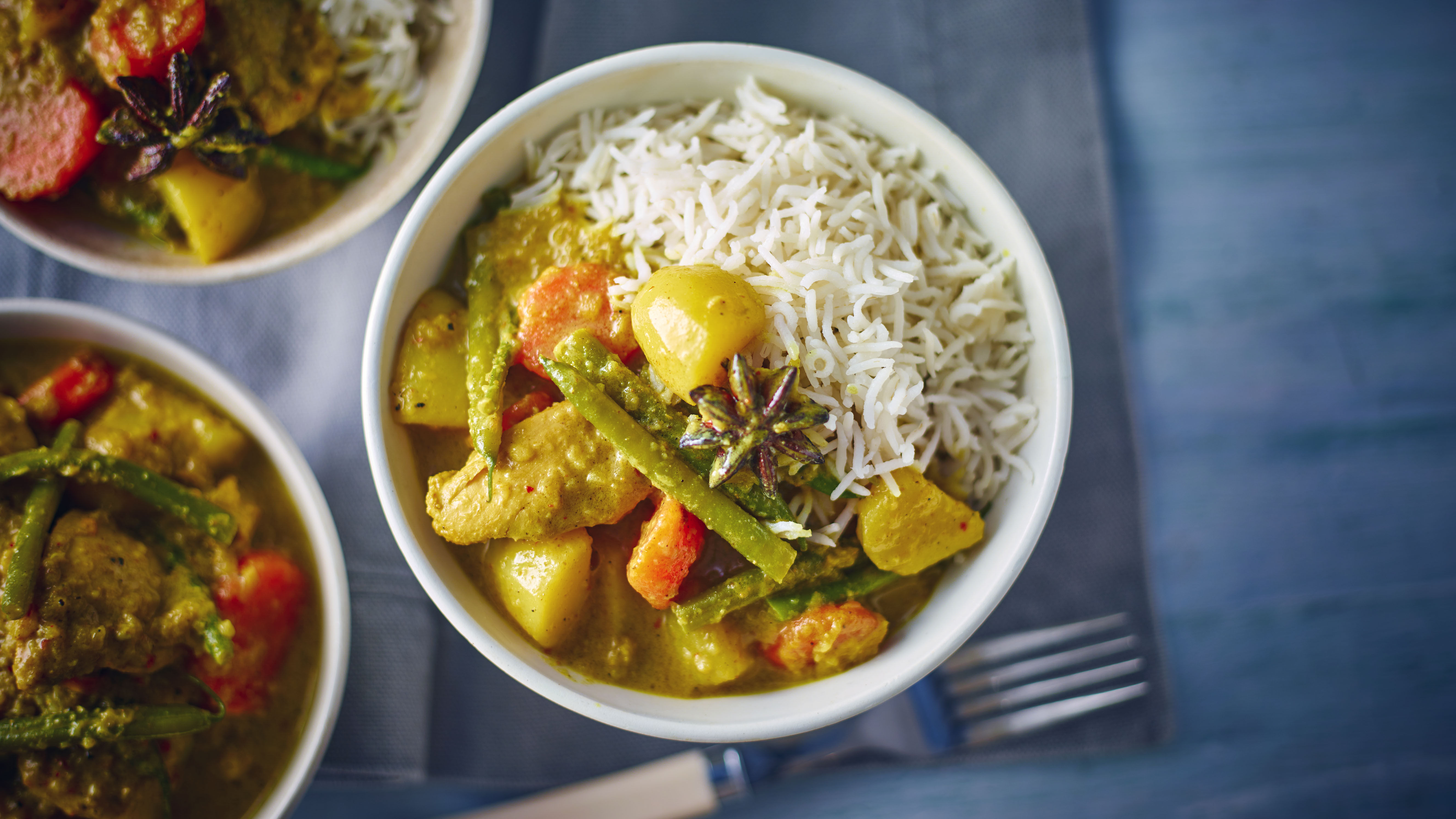 Slow cooker chicken curry recipe bbc food forumfinder Choice Image