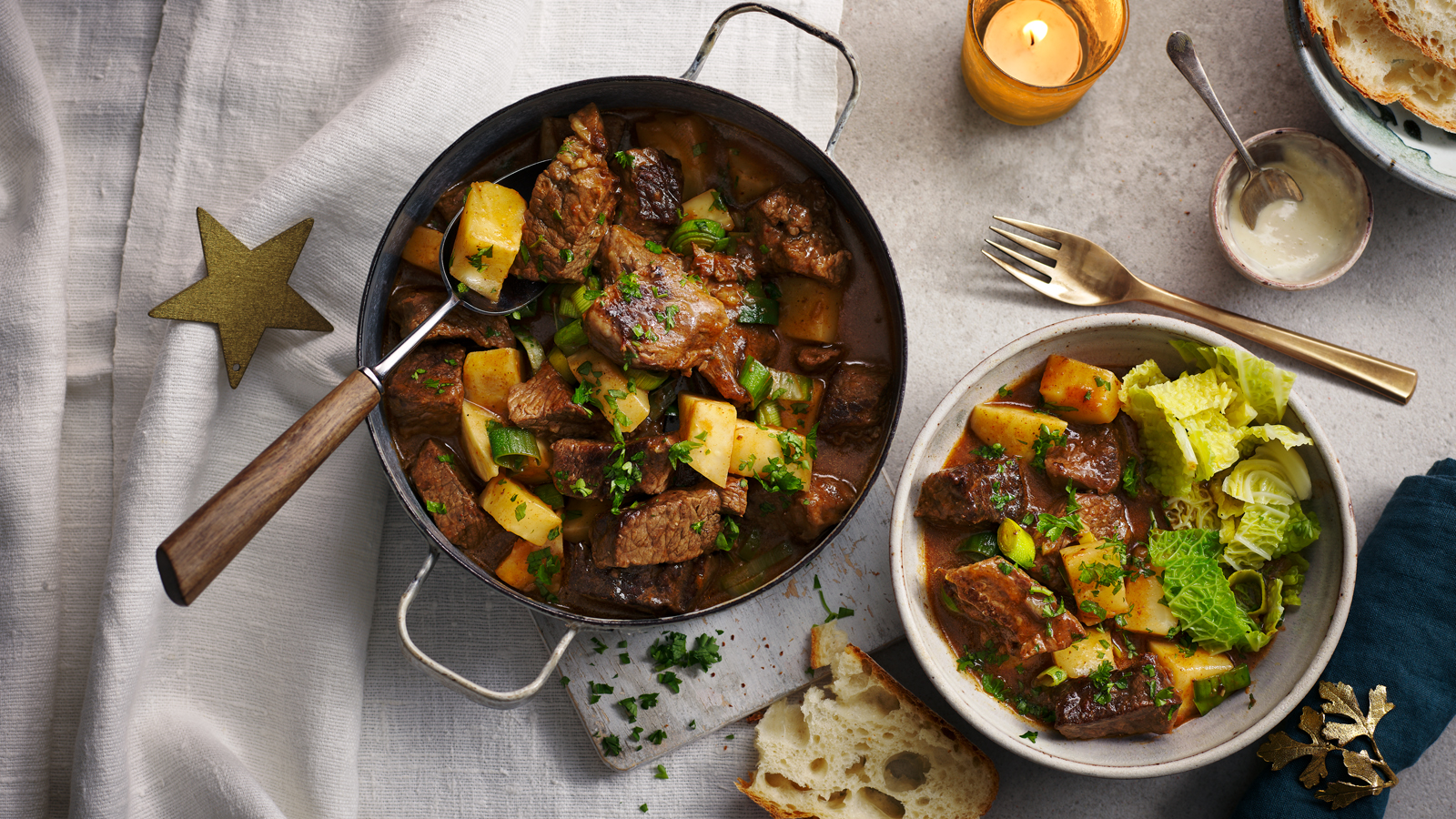 Mary Berry S Beef Stew Recipe Bbc Food