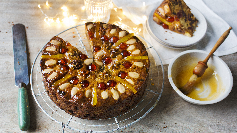 Christmas genoa cake recipe bbc food forumfinder Images