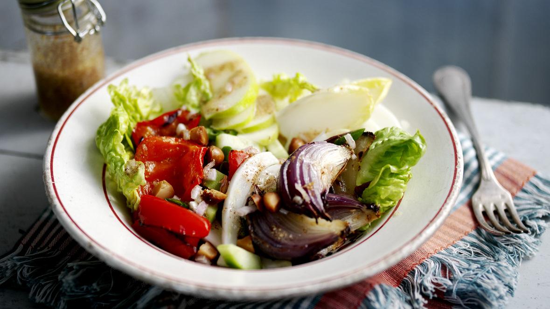 Mas macadamia salad recipe bbc food forumfinder Image collections