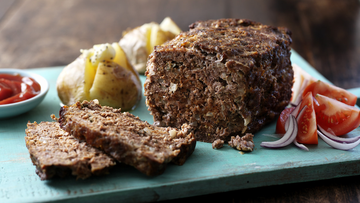 Meatloaf Recipe Bbc Food