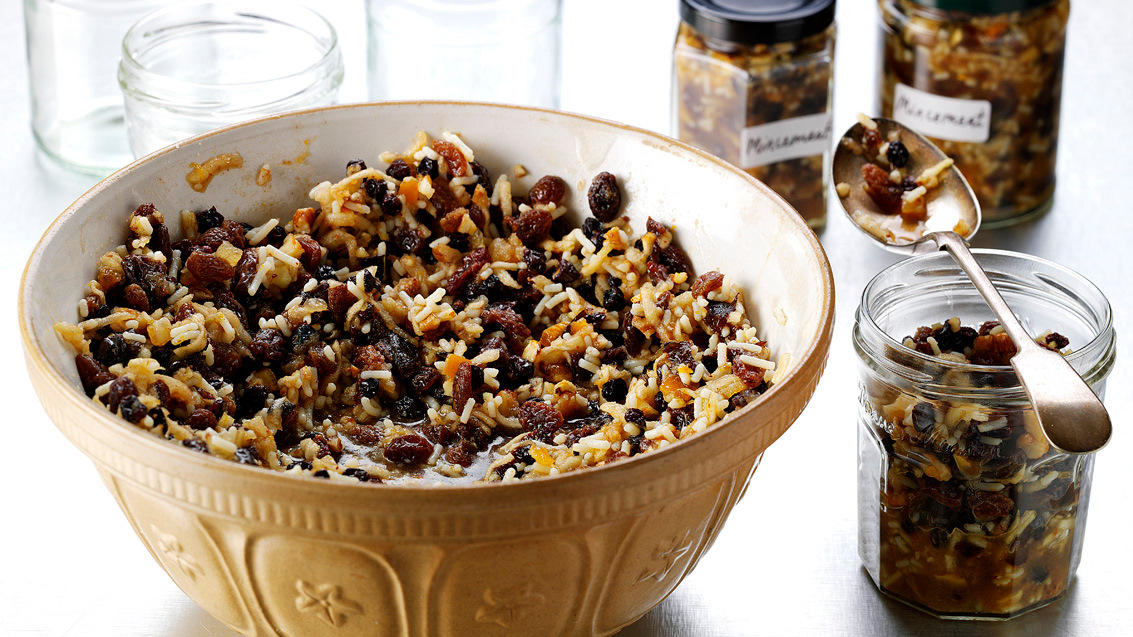 Mincemeat Recipe Bbc Food