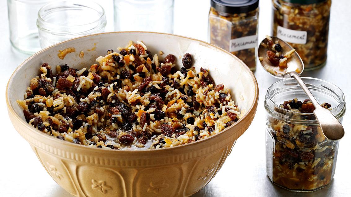 Mincemeat Recipe Bbc Food