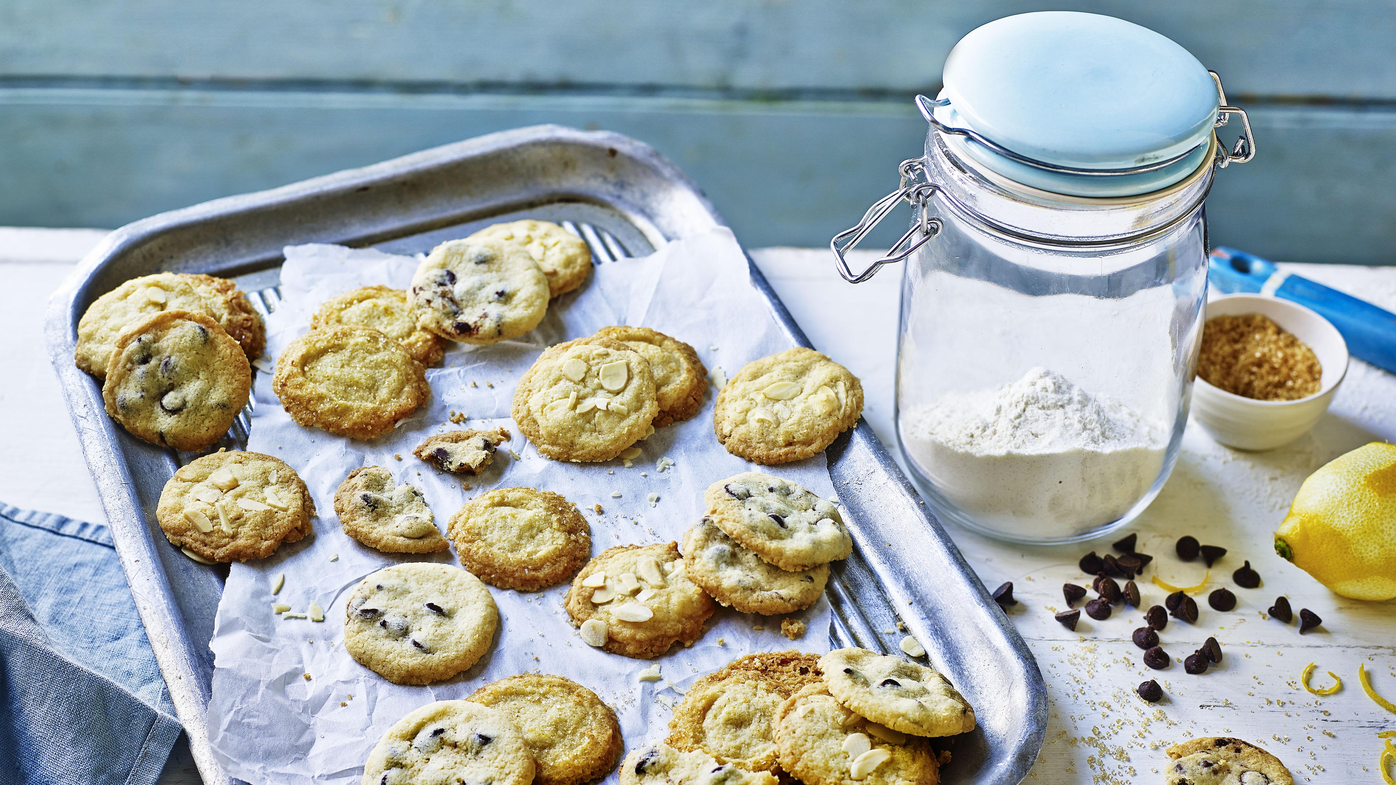 Mini Three Way Biscuits