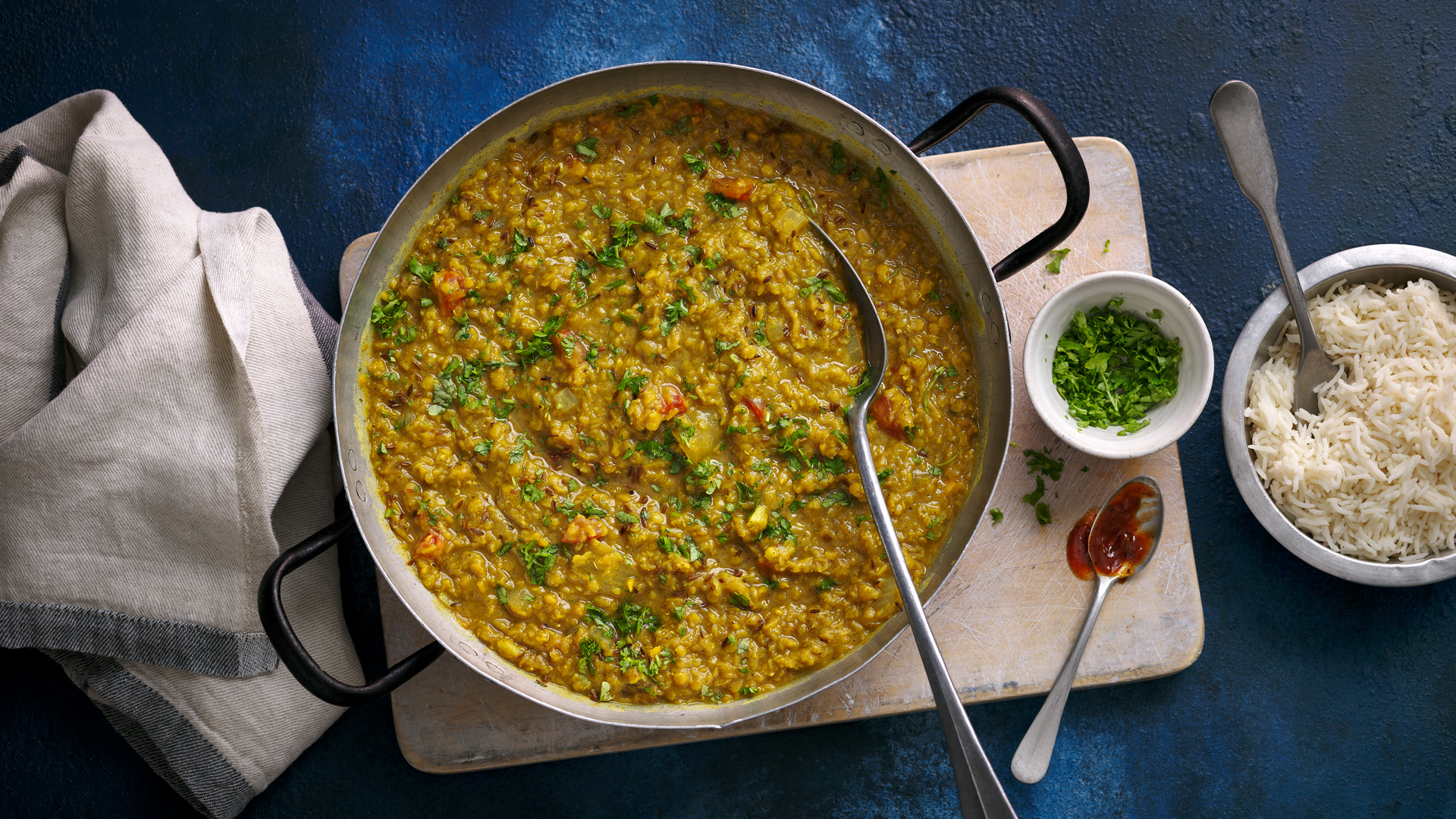 Lentil Curry Recipe Bbc Food