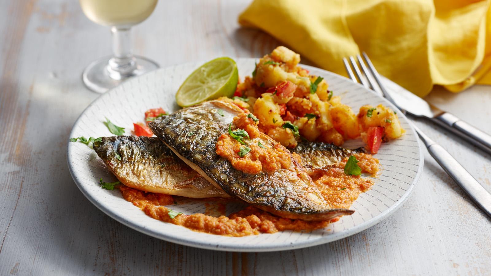 Mackerel, home cooking recipes