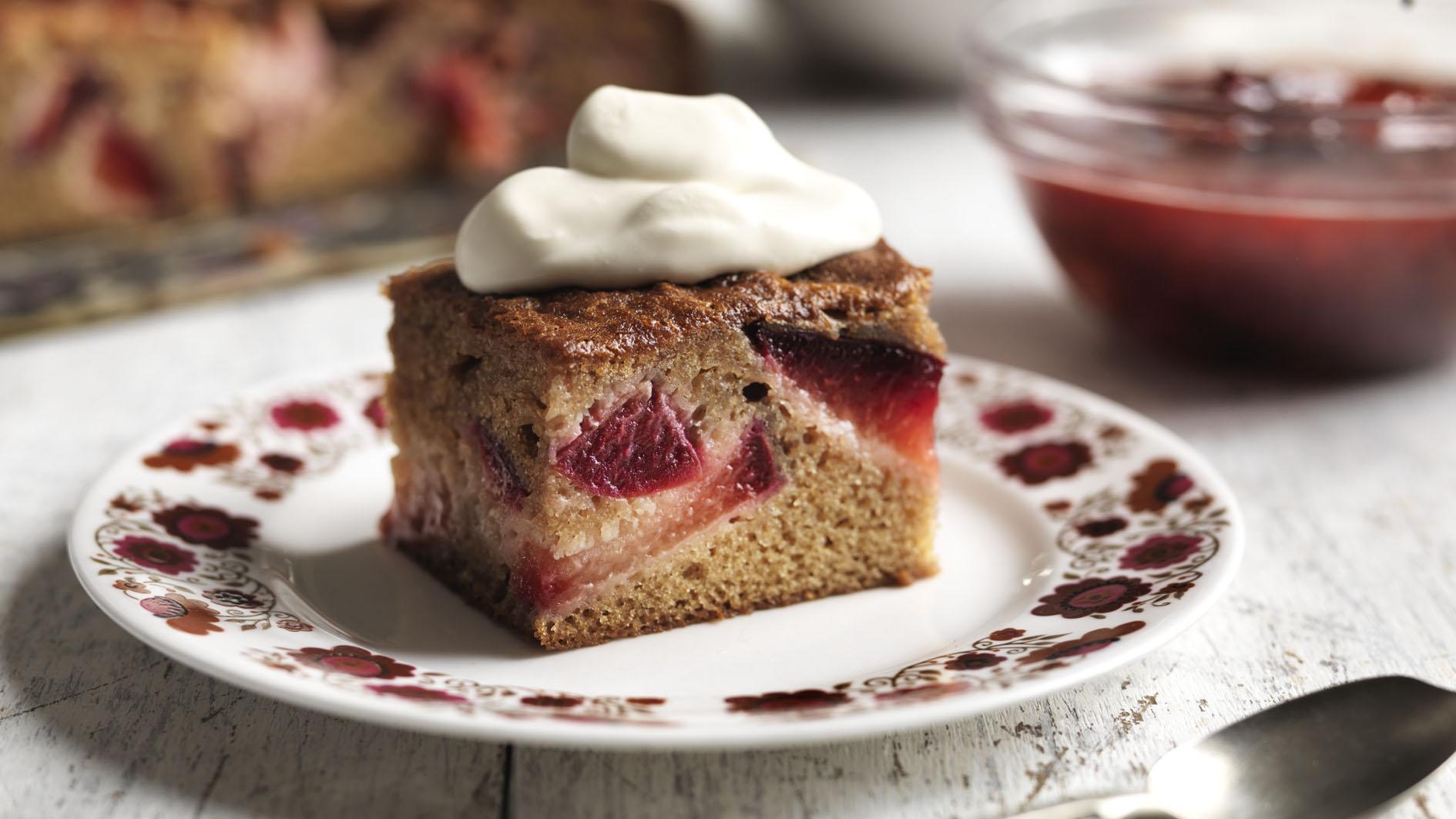 Plum Pudding Cake Recipe Bbc Food