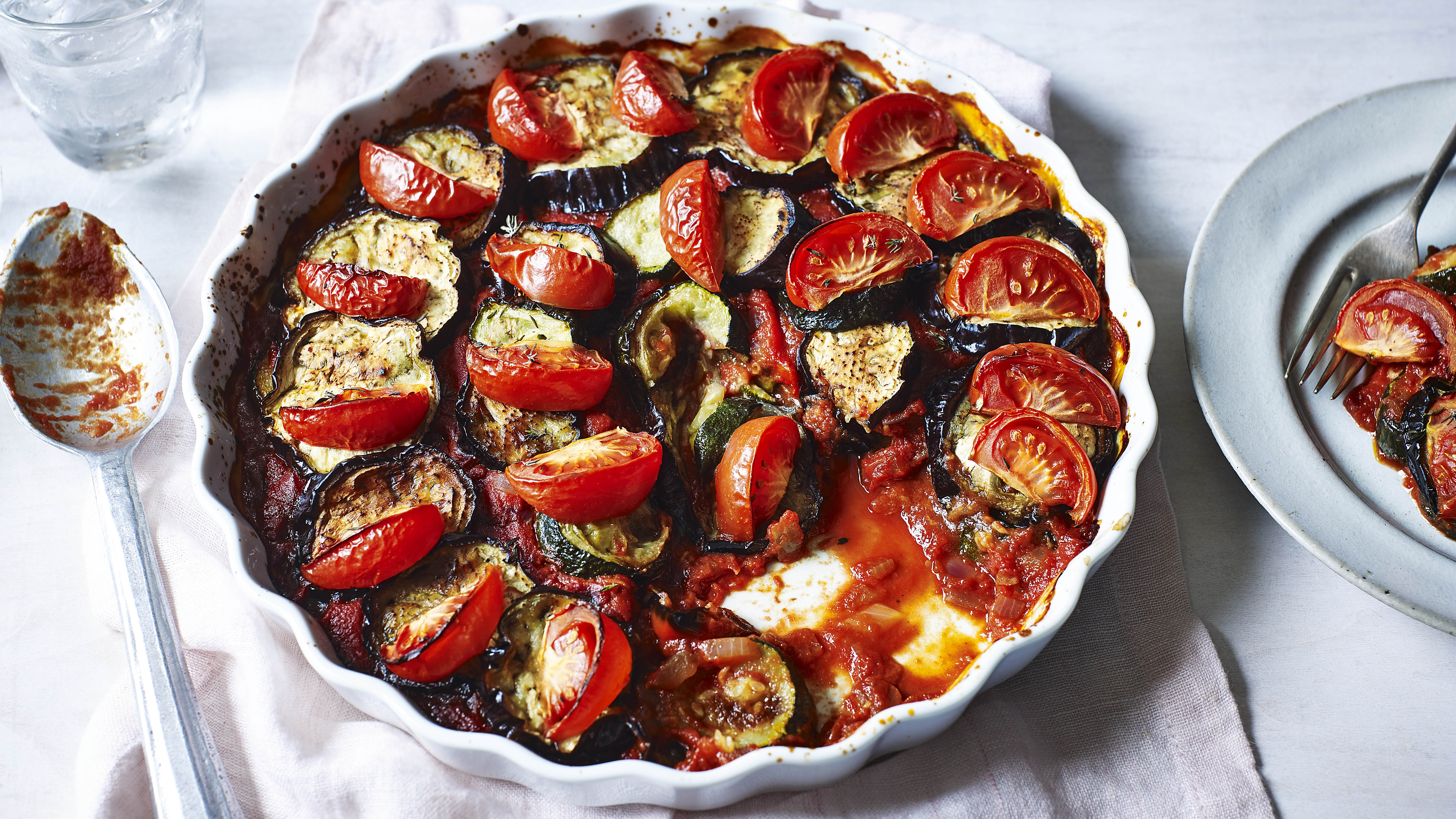 Posh roasted vegetables recipe bbc food forumfinder Gallery