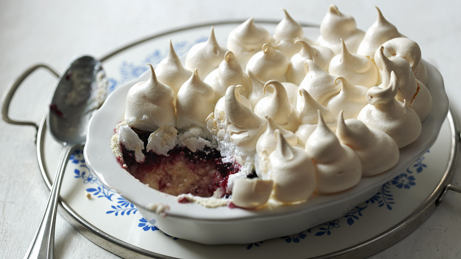 How to Make Queen of Puddings forecast