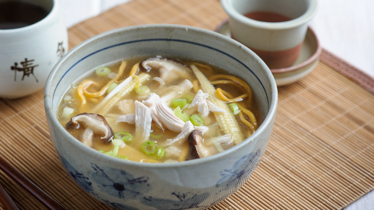 Quick hot and sour noodle soup recipe bbc food forumfinder Choice Image
